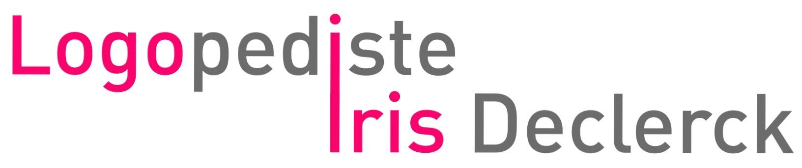 Logopedie Iris Declerck